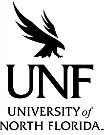 UNF Logo Vertical with Osprey